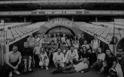 FFALP 2021 spends a day at Benfica Stadium